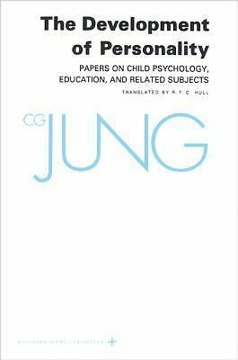 The Development of Personality (Collected Works of C.G. Jung Vol.17),Jung, C. G.