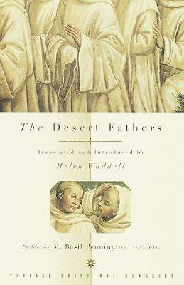The Desert Fathers,Waddell, Helen,  Good Book