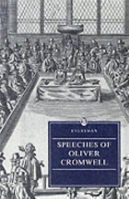 Speeches of Oliver Cromwell by Cromwell, Oliver
