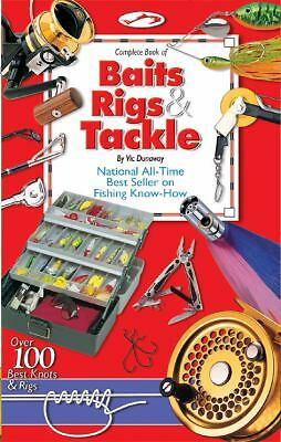 Baits, Rigs & Tackle, Vic Dunaway, Good Book