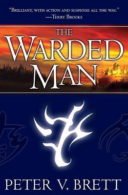 The Warded Man, Brett, Peter V., Acceptable Book