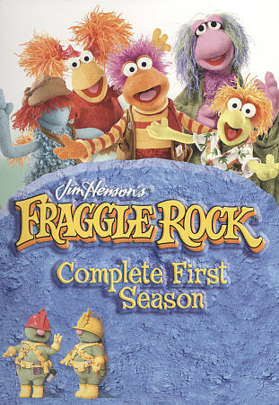 Fraggle Rock: Complete First Season, Very Good DVD, ,