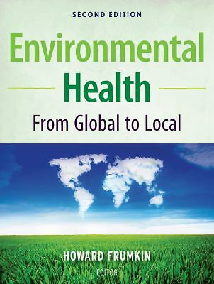 Environmental Health: From Global to Local, Howard Frumkin, Acceptable Book