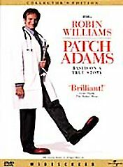 Patch Adams - Collector's Edition, Good DVD, Harve Presnell, Michael Jeter, Pete