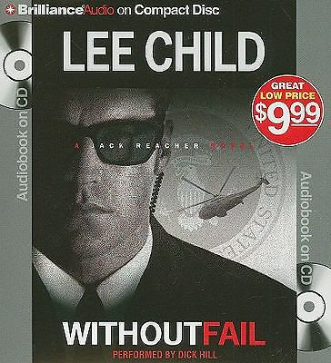 Without Fail (Jack Reacher Series) by Hill, Dick