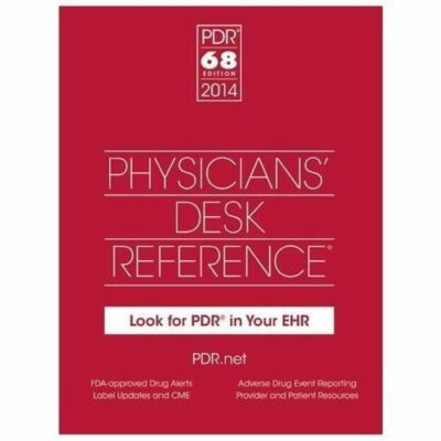 Physicians' Desk Reference 2014 (Physicians' Desk Reference (Pdr)), PDR Staff, A