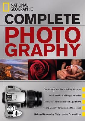 National Geographic Complete Photography, National Geographic, Acceptable Book