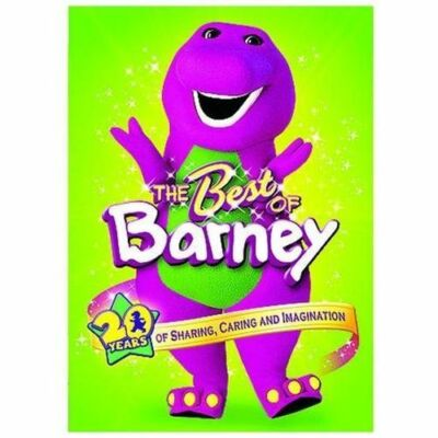 Barney: The Best of Barney, Good DVD, ,
