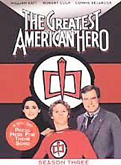 The Greatest American Hero - Season Three by William Katt, Connie Sellecca, Rob