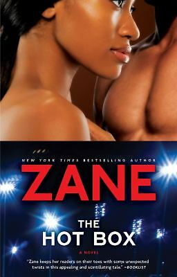 Zane's The Hot Box: A Novel, Zane, Good Book