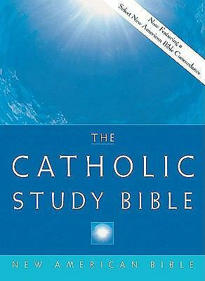 Catholic Study Bible: New American Bible, No 4200 by