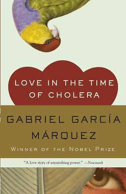 Love in the Time of Cholera (Oprah's Book Club) - Gabriel Garcia Marquez - New C