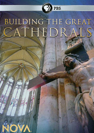 Nova: Building the Great Cathedrals, Very Good DVD, n/a, Scott Tiffany