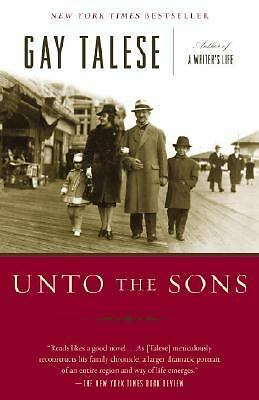 Unto the Sons, Talese, Gay, Acceptable Book
