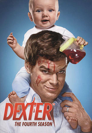 Dexter: The Fourth Season, Acceptable DVD, Michael C. Hall,