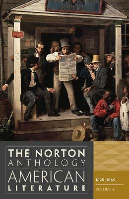 The Norton Anthology of American Literature (Eighth Edition)  (Vol. B) by