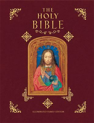 The Holy Bible: Illuminated Family Edition, Thunder Bay Press, Good Book