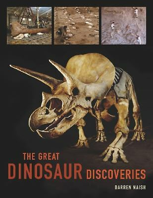 The Great Dinosaur Discoveries, Naish, Darren, Acceptable Book