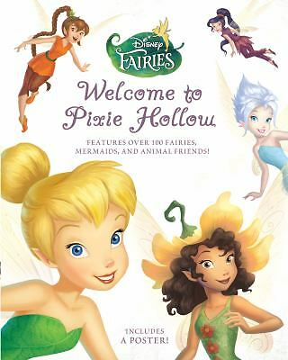 Welcome to Pixie Hollow (Disney Fairies), Glass, Calliope, Acceptable Book