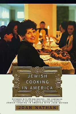 Jewish Cooking in America: Expanded Edition (Knopf Cooks American), Nathan, Joan