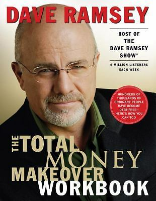 The Total Money Makeover Workbook by Thomas Nelson