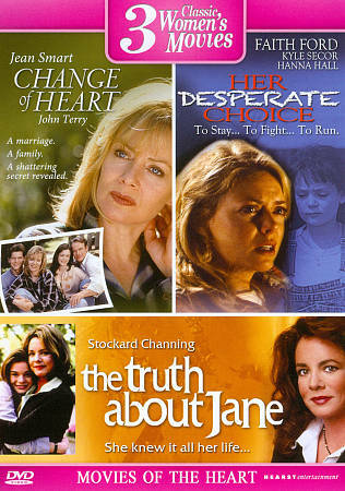 Lifetime Films: Movies of the Heart, Acceptable DVD, ,