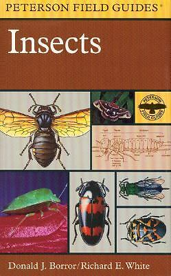 A Field Guide to Insects: America North of Mexico by Borror, Donald J., White,