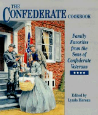 Confederate Cookbook, The: Family Favorites from the Sons of Confederate Vetera