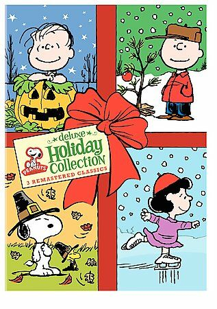 Peanuts Holiday Collection (It's the Great Pumpkin, Charlie Brown / A Charlie B