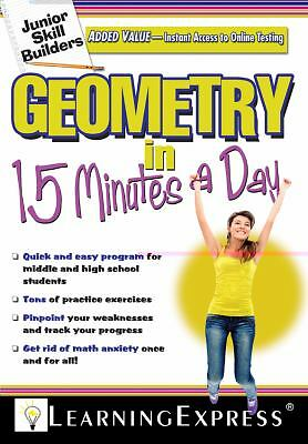 Geometry in 15 Minutes a Day, , Good Book