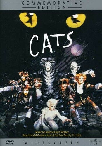 Cats: The Musical (Commemorative Edition), Acceptable DVD, , David Mallet