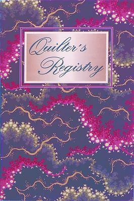 Quilter's Registry, Fritz, Acceptable Book