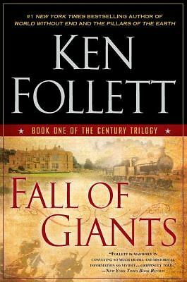 Fall of Giants: Book One of the Century Trilogy  Ken Follett
