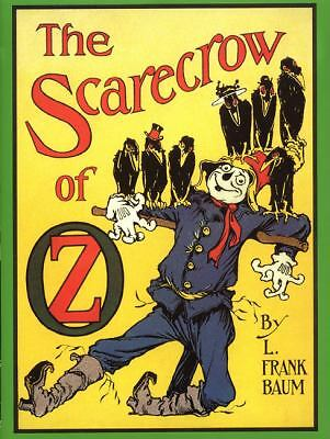 The Scarecrow of Oz (Books of Wonder Series) by