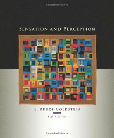 Sensation and Perception,Goldstein, E. Bruce,  Acceptable  Book