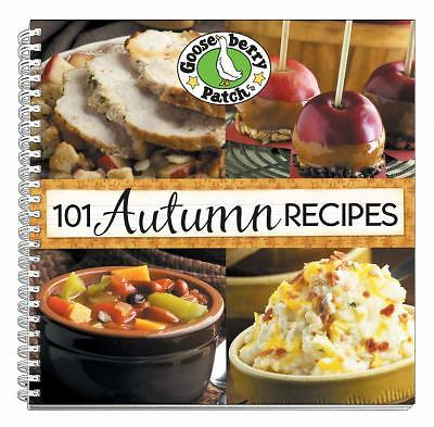 101 Autumn Recipes,Gooseberry Patch,  Good Book