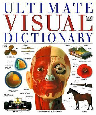 Ultimate Visual Dictionary by DK Publishing