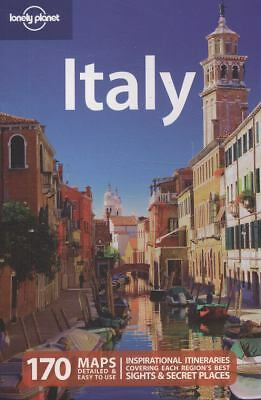 Lonely Planet Italy (Country Travel Guide) by Damien Simonis; Alison Bing; Cris