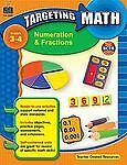 Targeting Math: Numeration & Fractions, Angela Toohey, Jo Grinham, Acceptable Bo