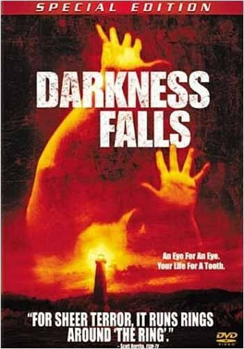 Darkness Falls  DVD Chaney Kley, Emma Caulfield, Antony Burrows, Lee Cormie, Gra