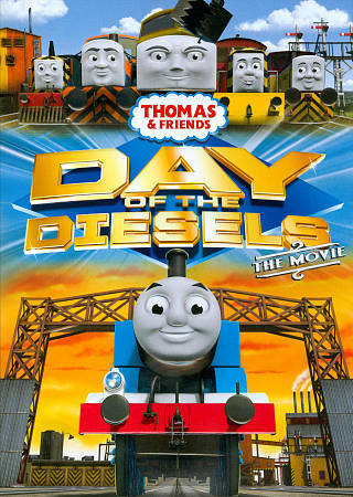 Thomas & Friends: Day of the Diesels by