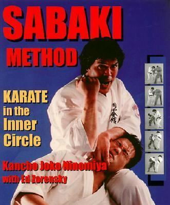 Sabaki Method: Karate in the Inner Circle - Zorensky, Ed, Ninomiya, Kancho Joko