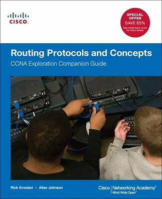 Routing Protocols and Concepts: CCNA Exploration Companion Guide (Cisco Systems