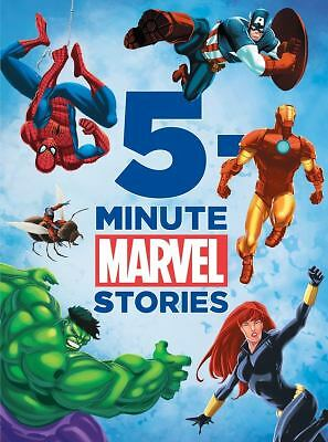 5-Minute Marvel Stories (5-Minute Stories)  Disney Book Group