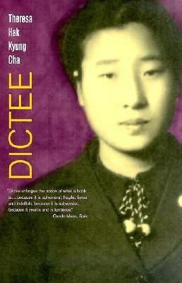 Dictee, Theresa Hak Kyung Cha, Acceptable Book