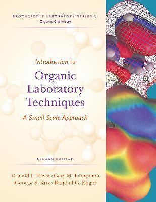 Introduction to Organic Laboratory Techniques: A Small-Scale Approach (Brooks/Co