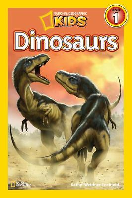 National Geographic Readers: Dinosaurs, Zoehfeld, Kathleen Weidner, Good Book