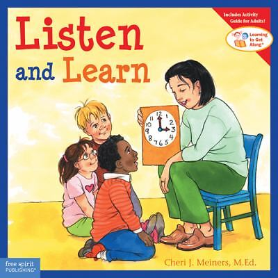 Listen and Learn,Cheri J. Meiners,  Good Book