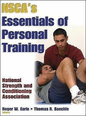 NSCA's Essentials of Personal Training by NSCA -National Strength & Conditionin