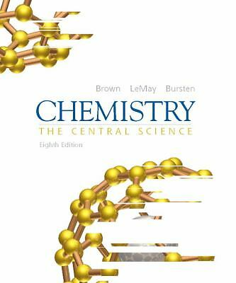 Chemistry: The Central Science,Theodore L. Brown, H. Eugene Lemay, Bruce E. Burs